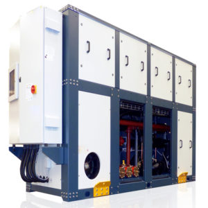 API Energy Air Cooled Reciprotaing Chiller