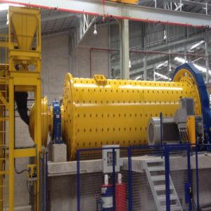 API Energy Ball Mill
