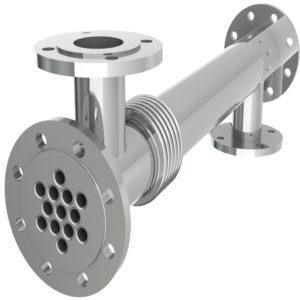API Energy Corrugated Tube Heat Exchanger