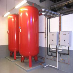 API Energy Expansion Vessel