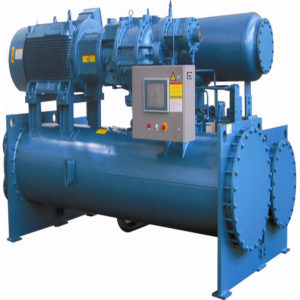 API Energy Gas Liquefaction Chiller