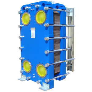 API Energy Semi Welded Plate Heat Exchangers