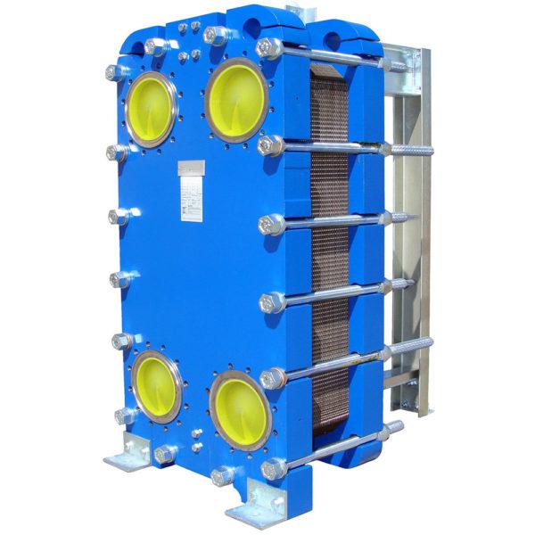 API Energy Semi Welded Plate Heat Exchangers