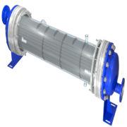 API Energy Shell & Tube heat Exchanger
