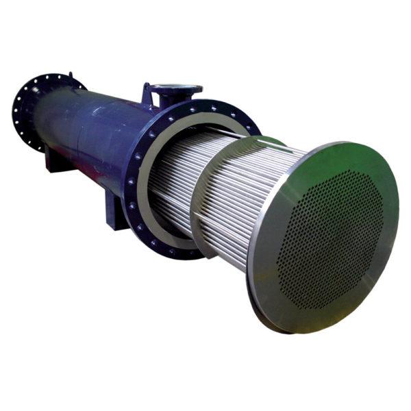API Energy Shell & Tube heat Exchanger 2