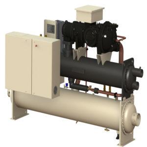 API Energy Variable Speed Chiller