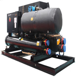 API Energy Water Cooled Screw Chiller