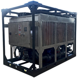 API Energy Water Cooled Scroll Chiller