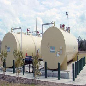API Energy Diesel - Fuel Storage Tank System